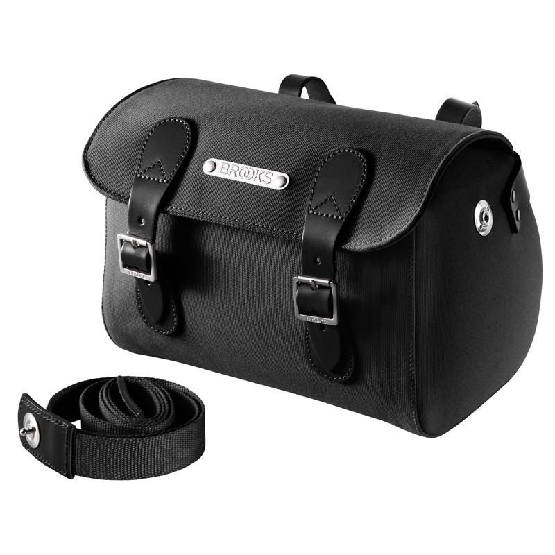 Millbrook Handlebar Bag Black/Black