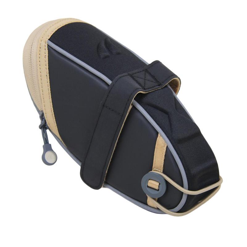 Wedgie Seat Bag Black