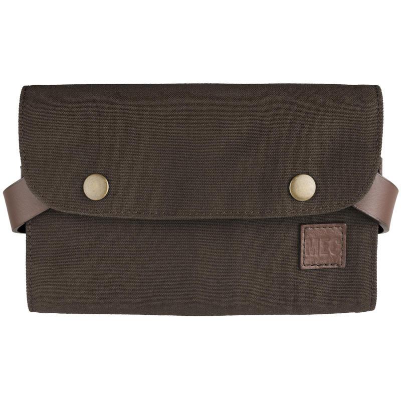 Audax Seat Bag/Tool Roll Espresso