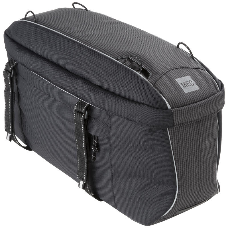 World Tour Rack Pack Black/Eclipse