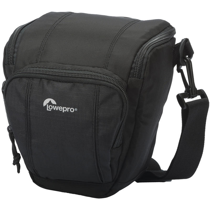 Étui pour appareil photo Toploader Zoom 45 AW II Noir