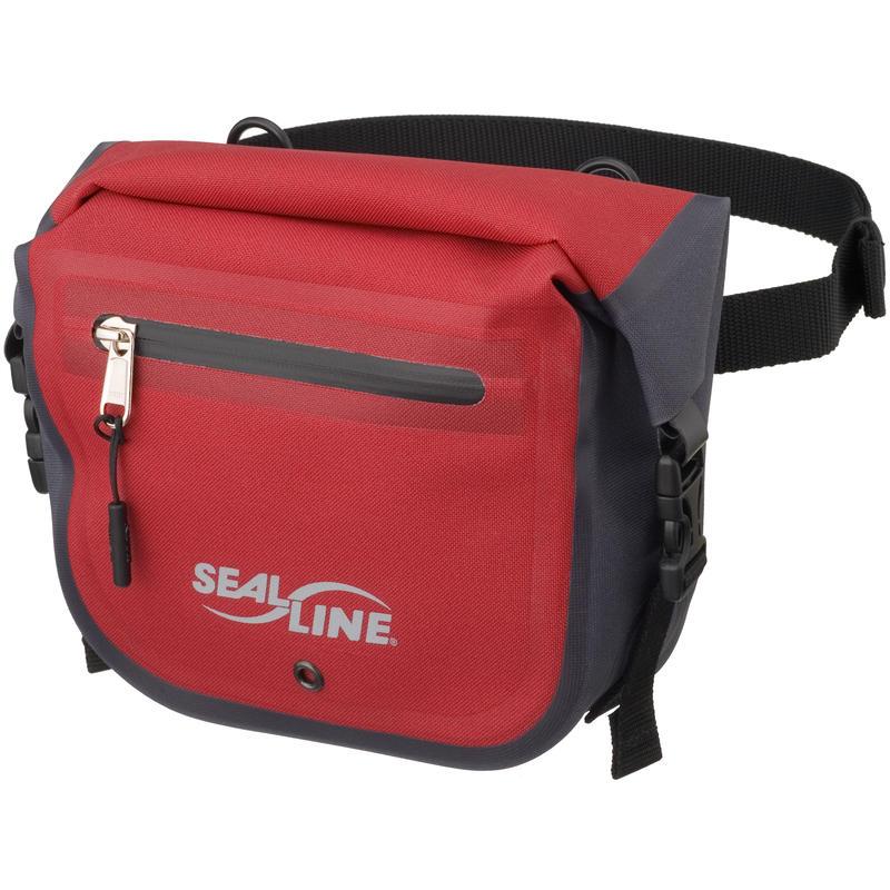Sac Seal Pak Rouge/Gris