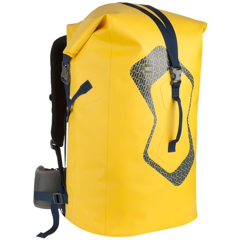 Slogg Deluxe 115 Dry Pack Spectra Yellow/Poseidon
