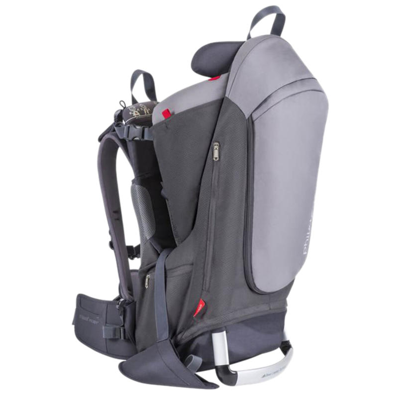 Escape Kid Carrier Charcoal/Grey