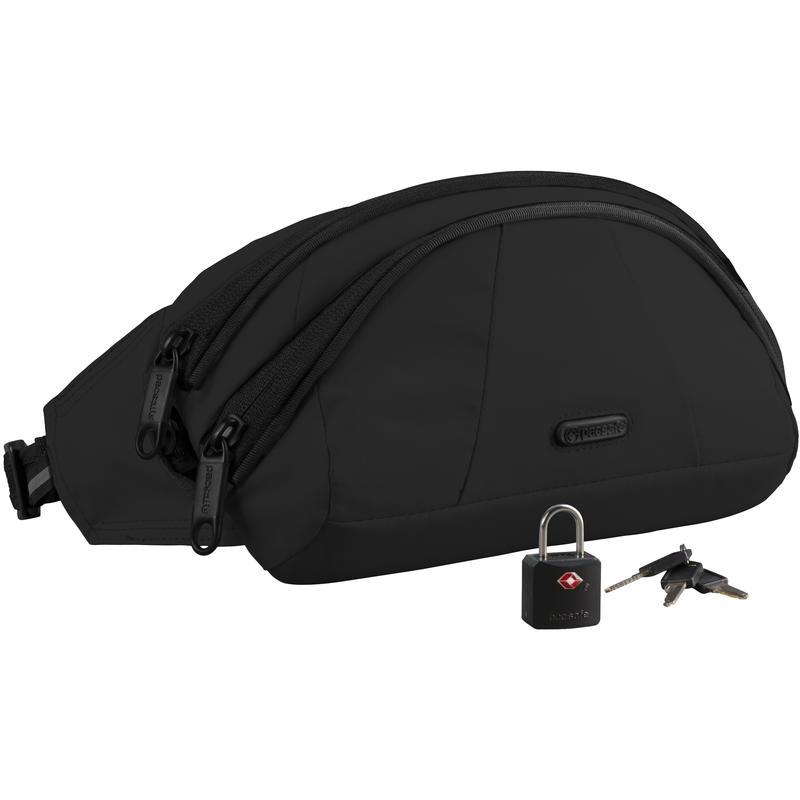 StashSafe 100 GII Hip Pack Black