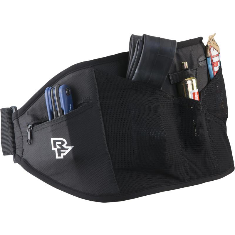 Rip Strip Lumbar Pack Black