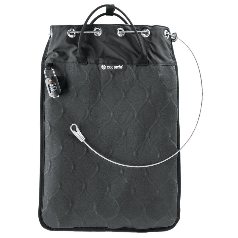 Sac de protection pour portable Travelsafe 12L GII Charbon de bois