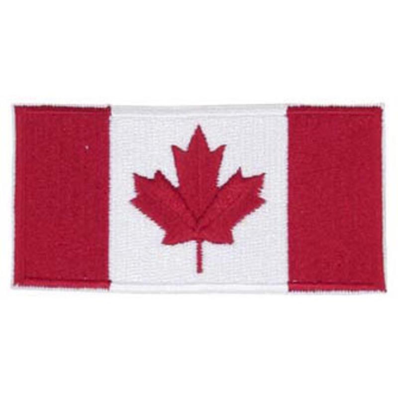 Drapeau du Canada 1 po x 2 po