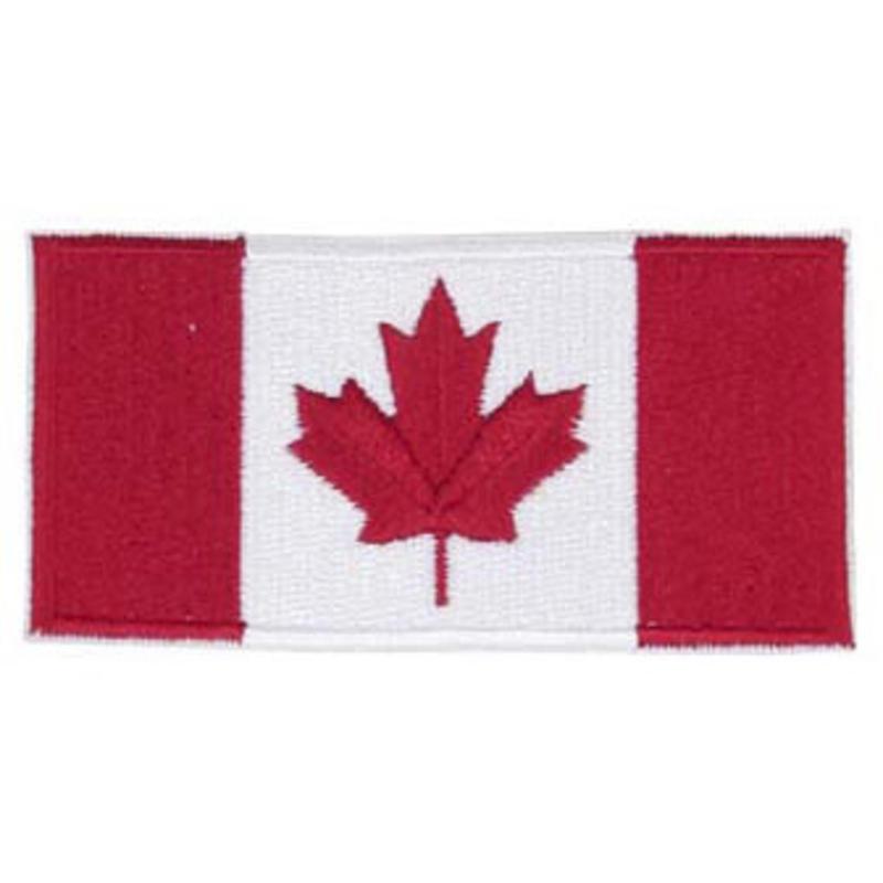 Drapeau du Canada 2 po x 4 po