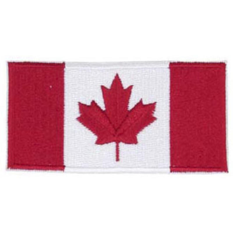 Drapeau du Canada 3 po x 6 po