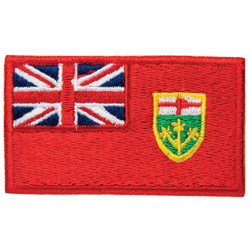 Ontario Flag 1.5 x 2.5