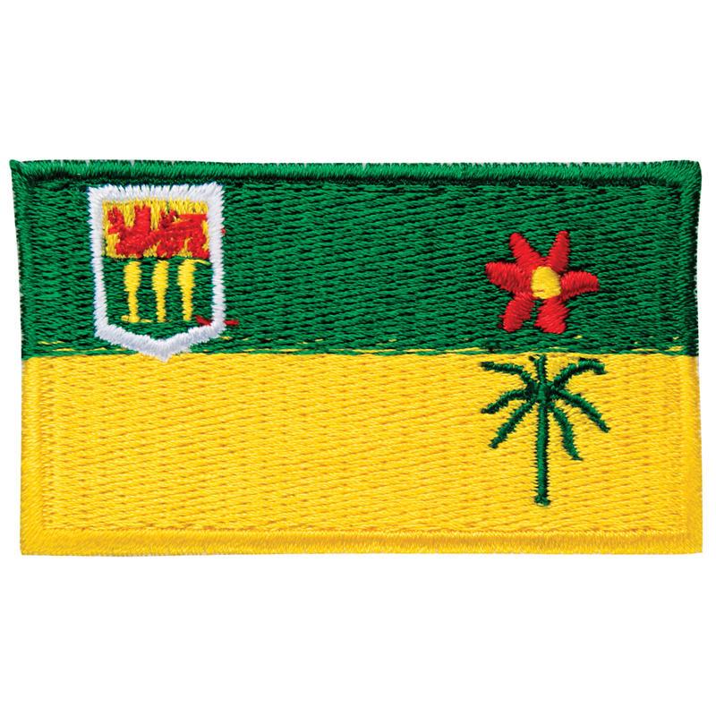 Drapeau de la Saskatchewan
