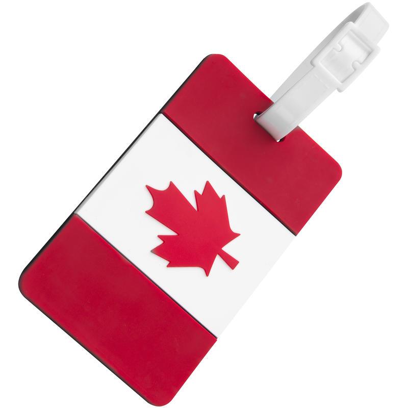 Porte-adresse pour sac de voyage - Canada
