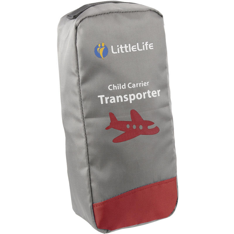 Child Carrier Transporter Red/Charcoal