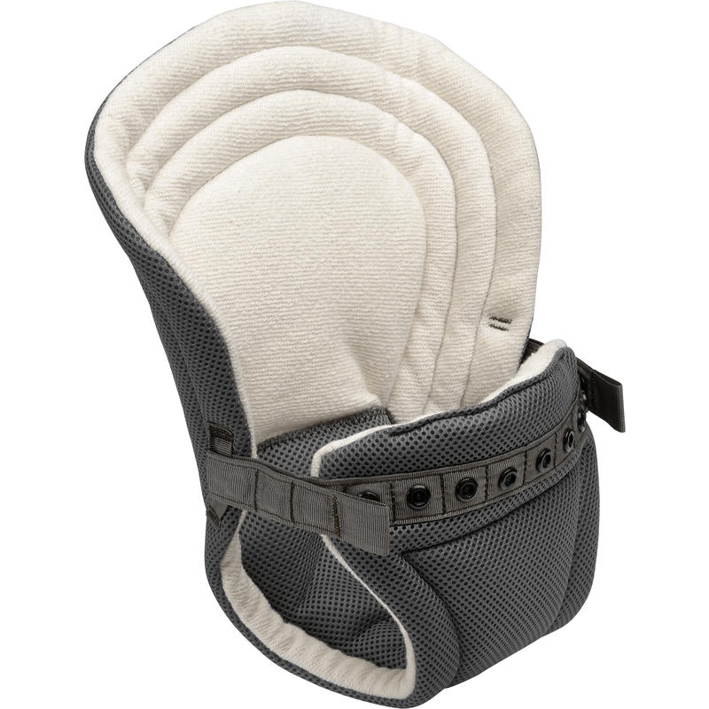Baby Child Carrier Infant Insert Slate Grey
