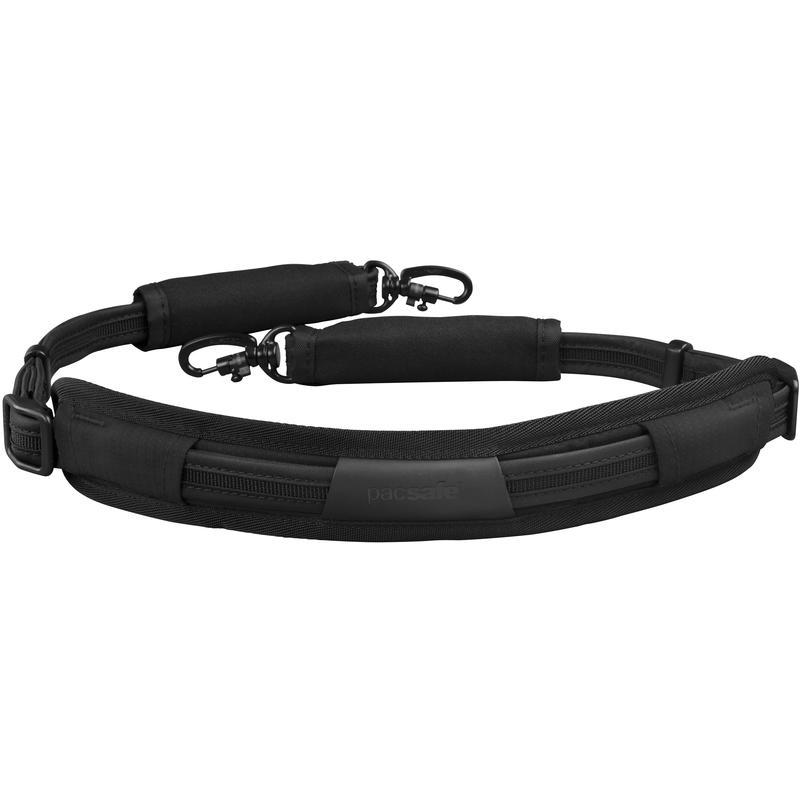Courroie antivol Carrysafe 100 pour appareil photo Noir