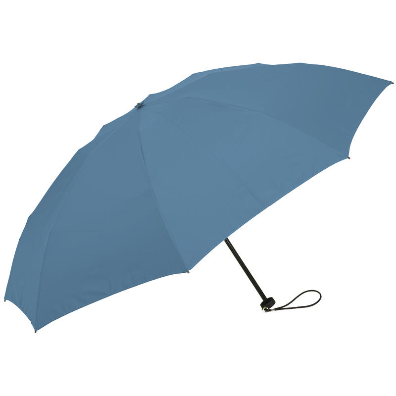 Fjord Trekking Folding Umbrella Fog Blue
