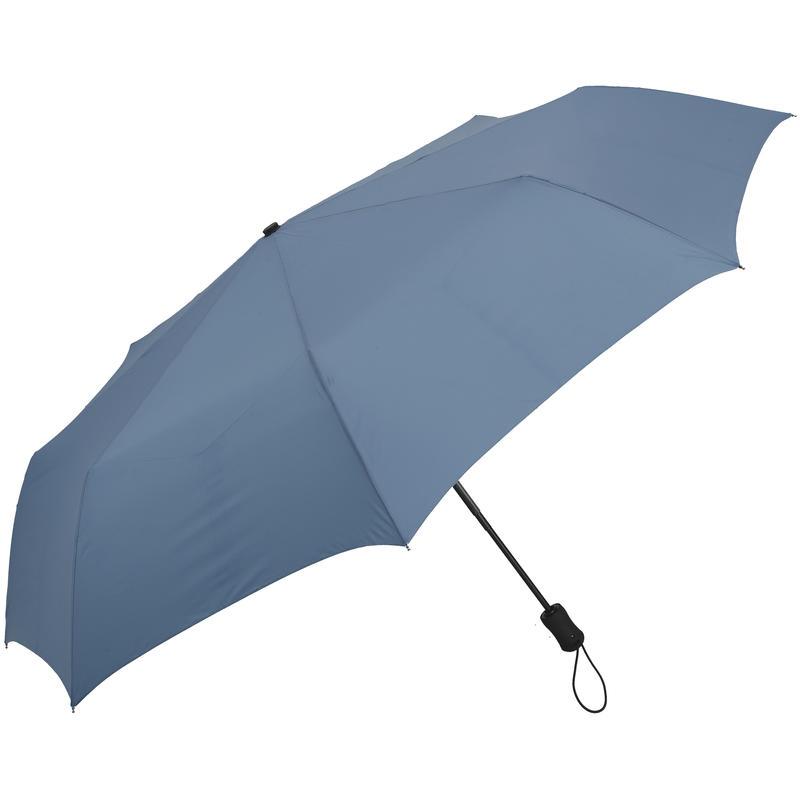 Parapluie automatique Carmanah Travel Bleu brume