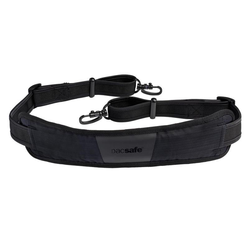 Carrysafe 200 Anti-Theft Shoulder Strap Black