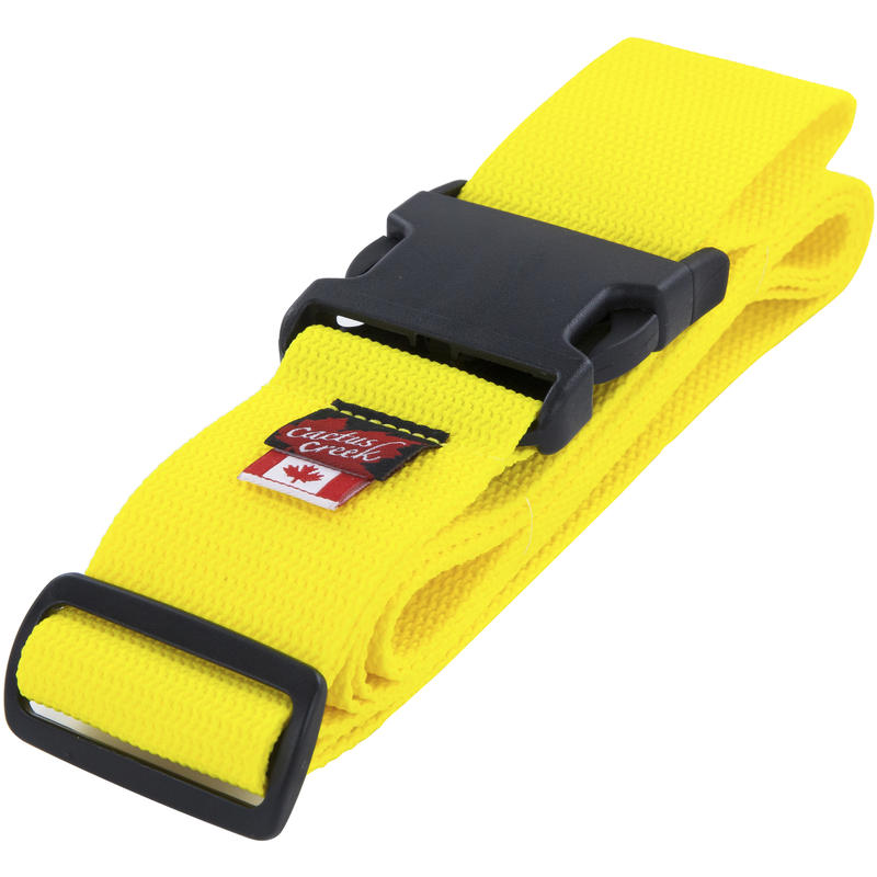 Luggage Strap Yellow