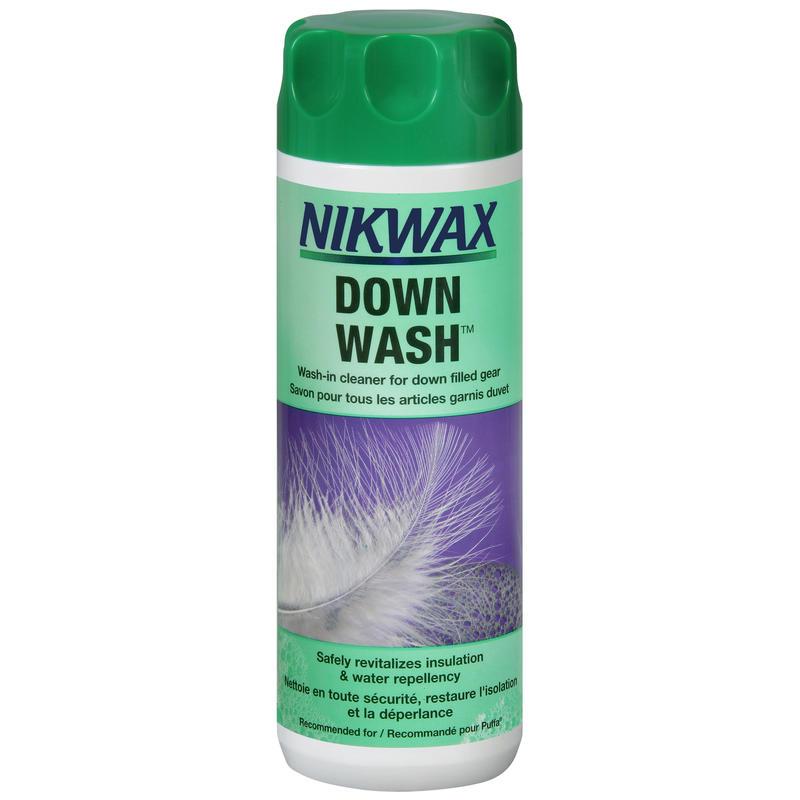 Nettoyant pour le duvet Down Wash (en anglais)