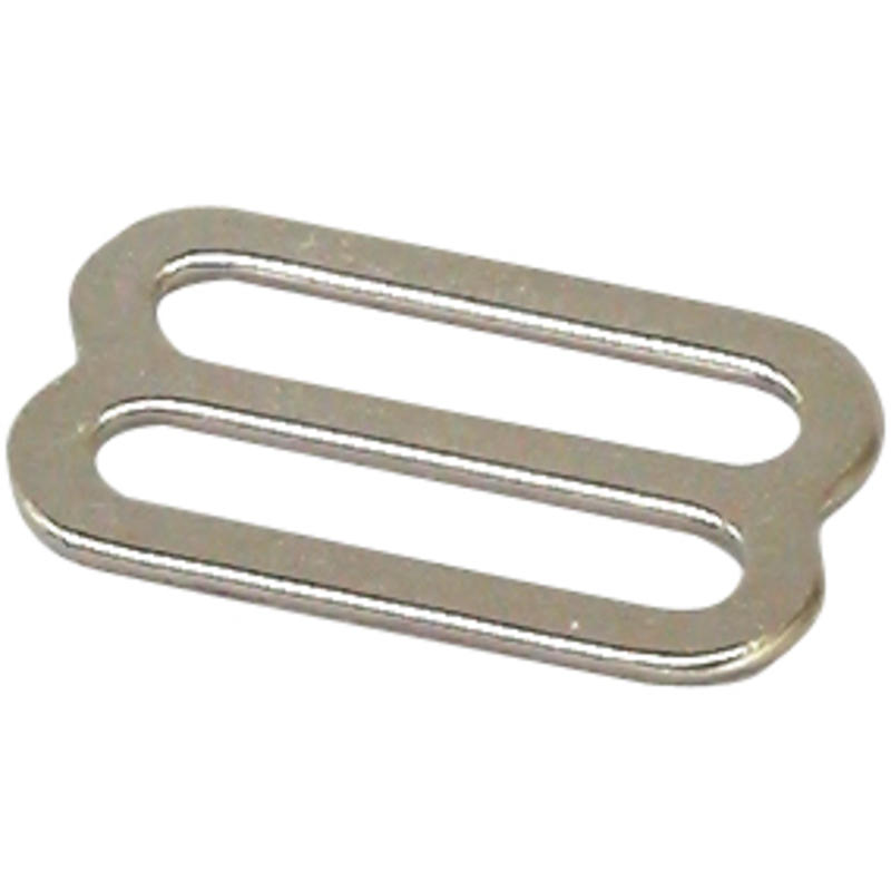 Curseur métallique de 25 mm