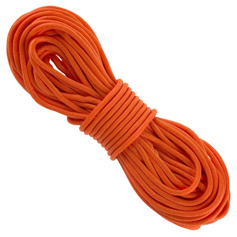 Corde accessoire Paracord 550 Orange