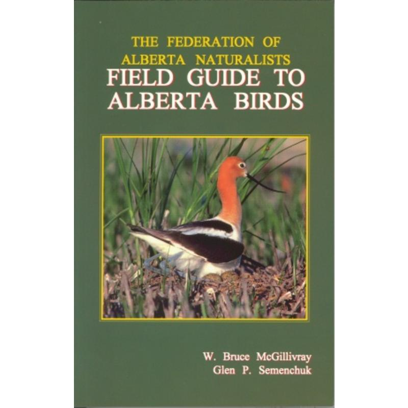 Field Guide to Alberta Birds