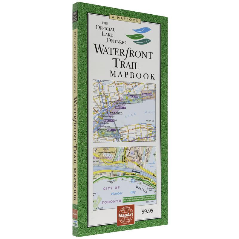 Lake Ontario Waterfront Mapbook