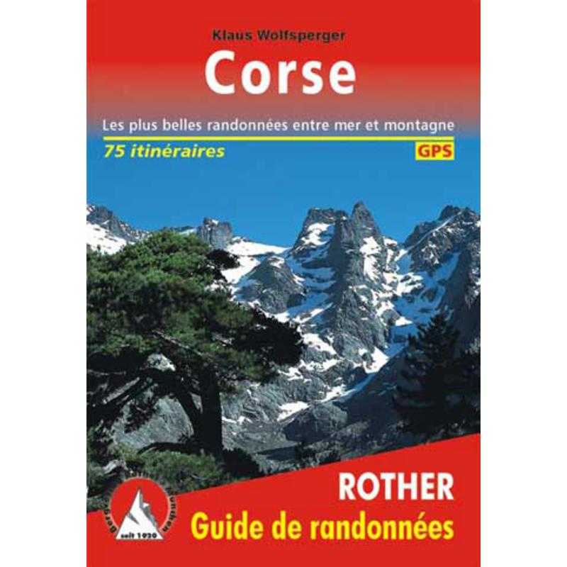 Guide de randonnées - Corse