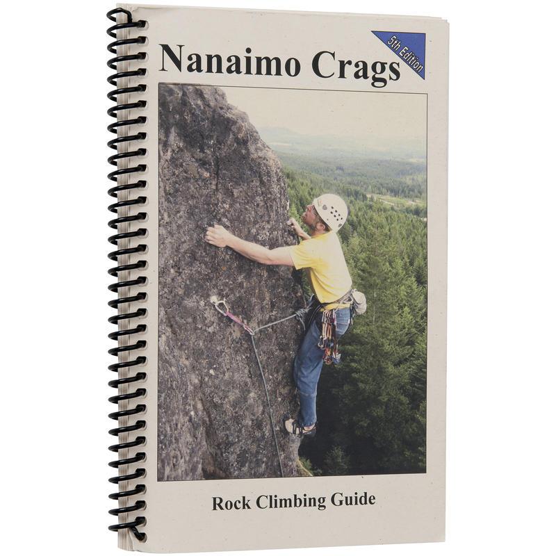 Nanaimo Crags Guide Book