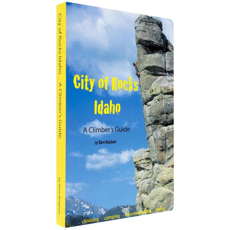 City of Rock Idaho a Climber