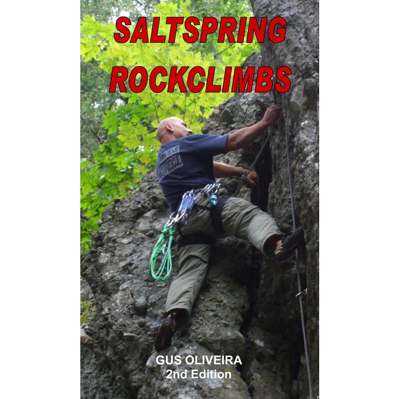 SaltSpring Rockclimbs