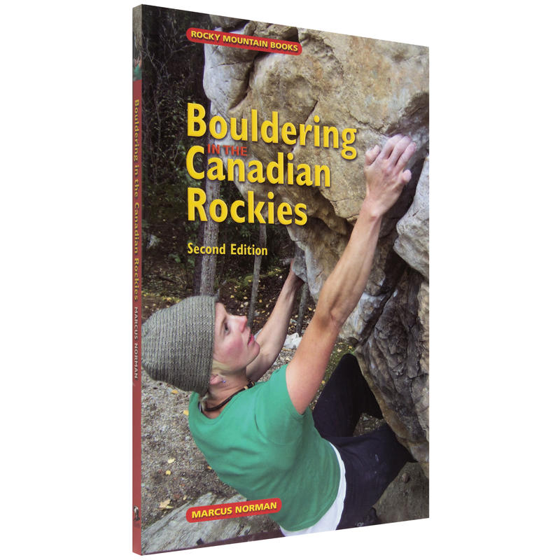 Rockies Bouldering Canadian Rockies