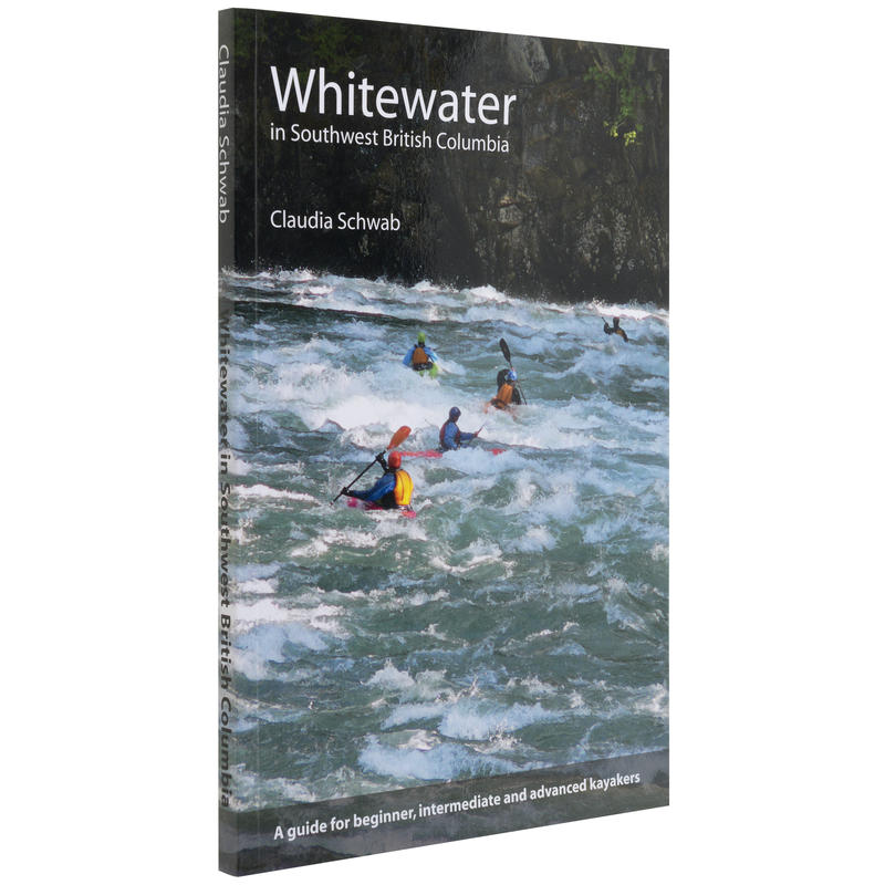 Whitewater in Southwest British Columbia