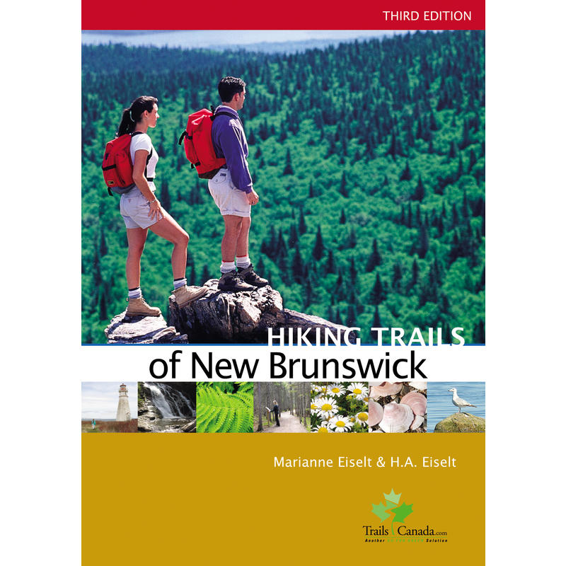 Hiking Guide of New Brunswick 3rd