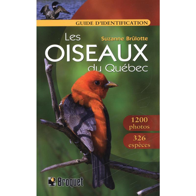 Les oiseaux du Québec - Guide d