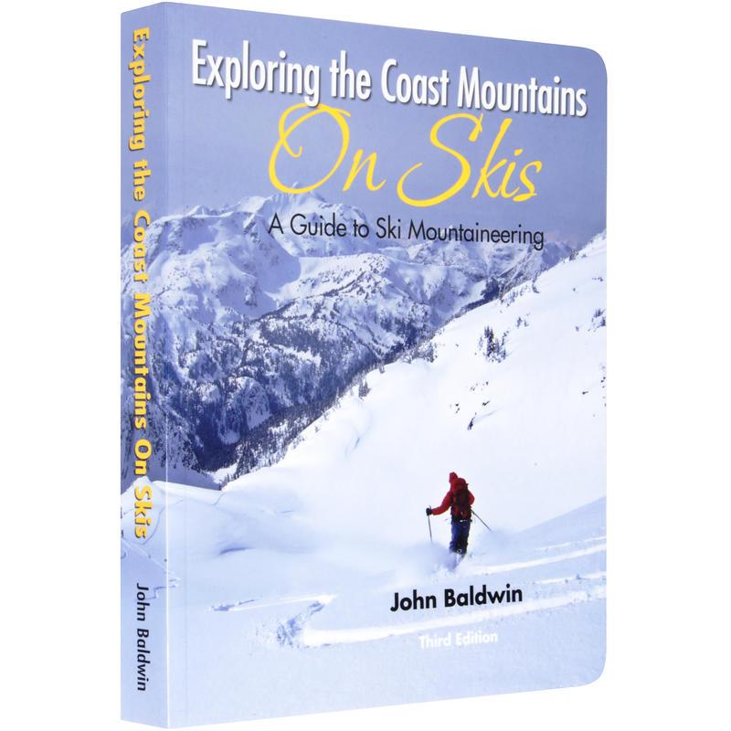 Exploring Coast Mountains on Skis