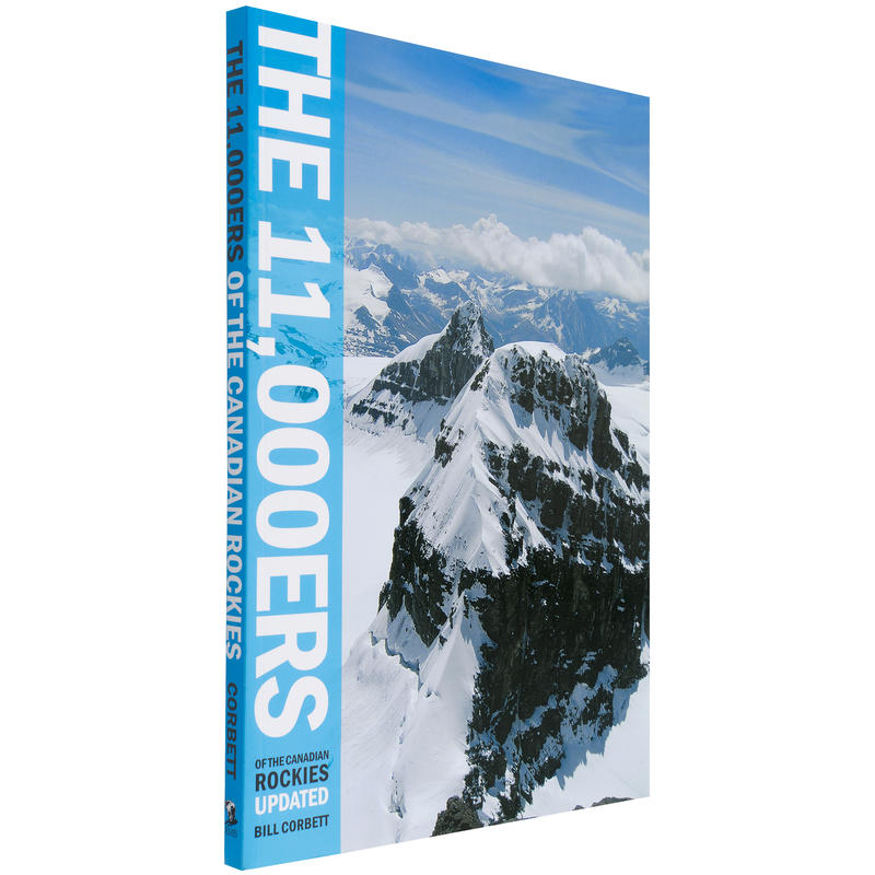 The 11,000ers of the Canadian Rockies New Edition