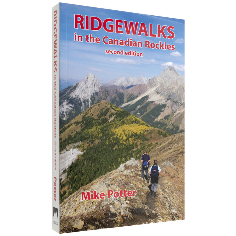Ridgewalks in the Canadian Rockies 2nd Edition