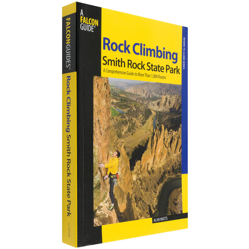 Rock Climbing Smith Rock 2nd
