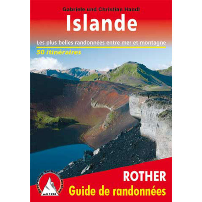 Guide de randonnées - Islande