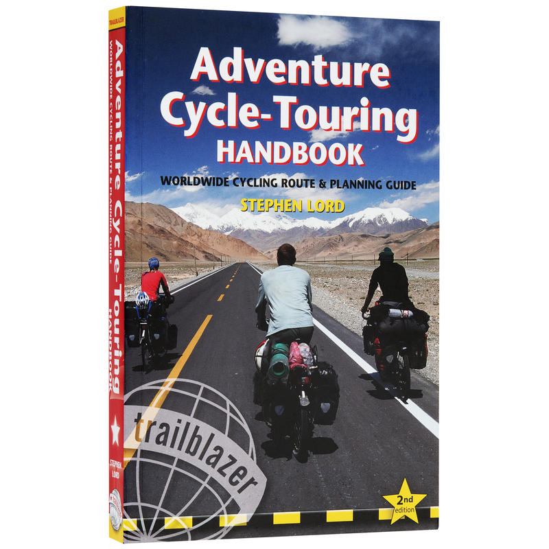 Adventure Cycle-Touring Handbook 2nd