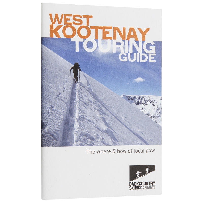 West Kootenay Ski Touring Guide