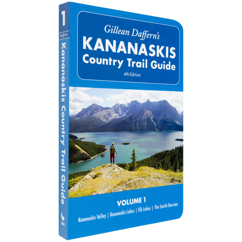 Kananaskis Country Trail Guide 4th Edition Vol 1