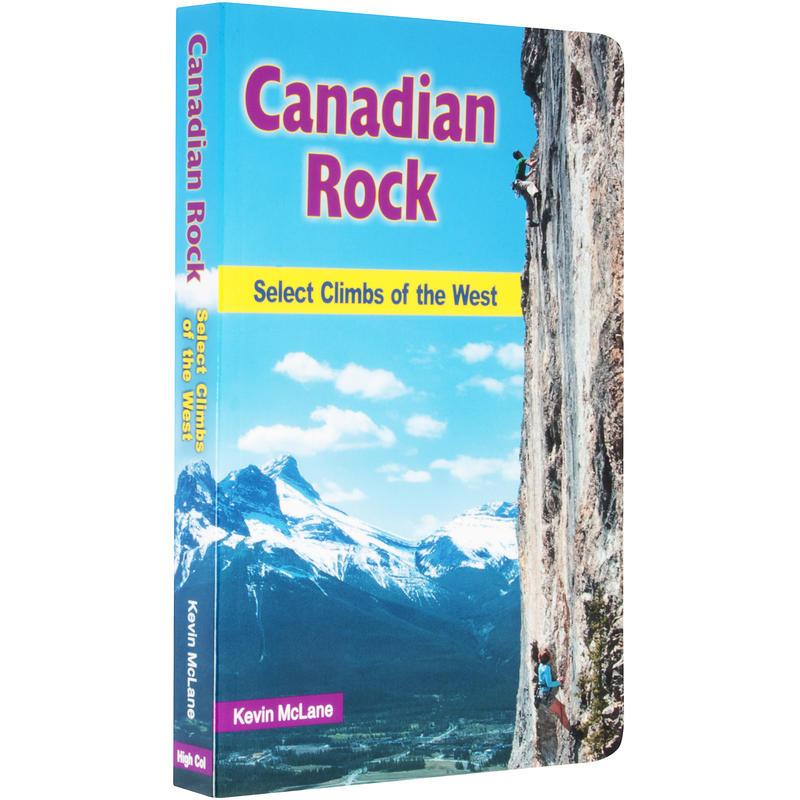 Canadian Rock West Climbing Guide