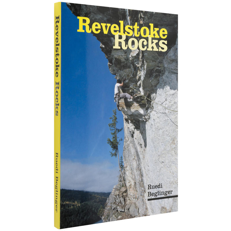 Revelstoke Rocks Climbing Guide