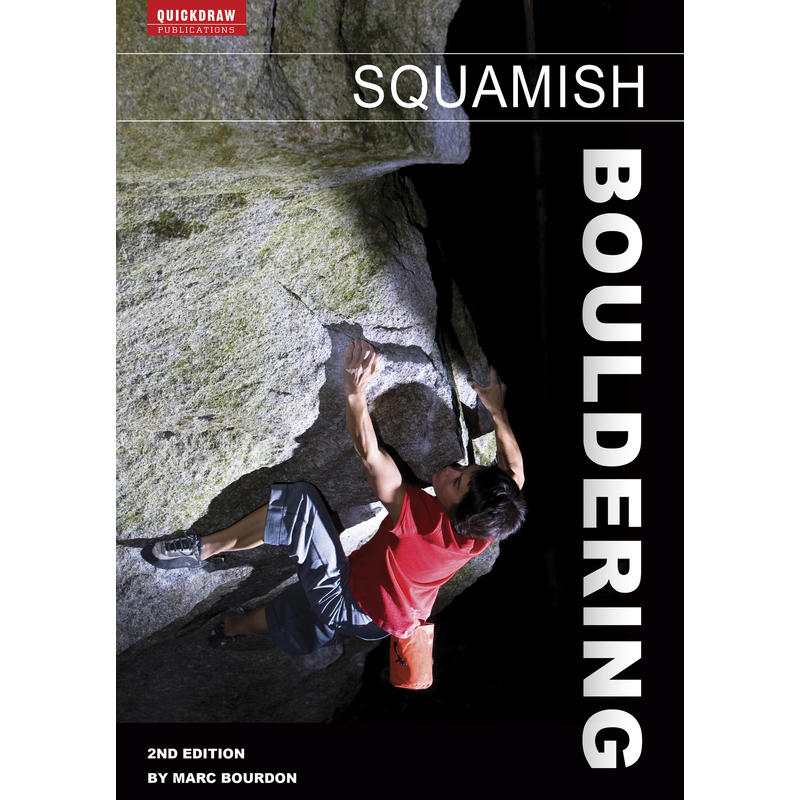 Squamish Bouldering Guide