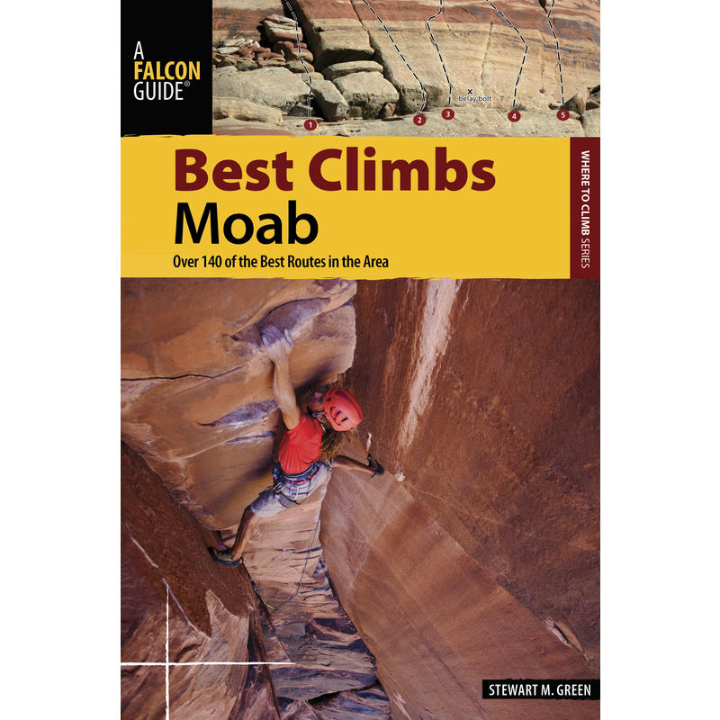 Best Climbs Moab Guide