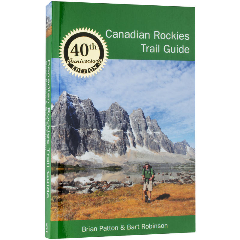 Canadian Rockies Trail Guide 9th Edition